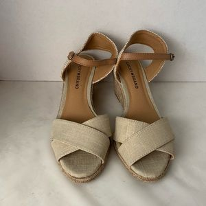 Lucky brand Karoly wedges